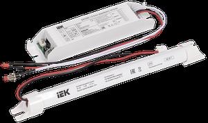 БАП производства IEK с комплектной Ni-Cd батареей